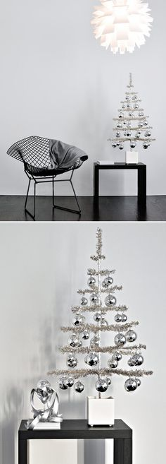 :: DETAILS :: lovely holiday decore for the modernist, thank you momoliving #details