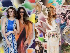Hisham Akira Bharoocha collages