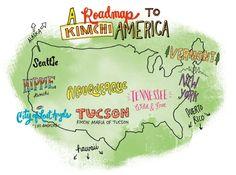 A Roadmap to Kimchi America