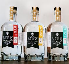 © 2014 Funnel : Eric Kass - Lyon Distilling Co.
