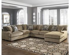 i seriously love sectional sofas. seriously.
