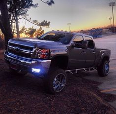 This chevy is lookin good