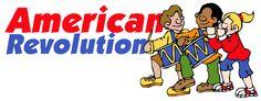 American Revolution - FREE American History Lesson Plans & Games for Kids idea, american histori, homeschool historyciv, revolutionary war lessons, american history lessons, homeschool histori, lesson plan, american revolut, social studi