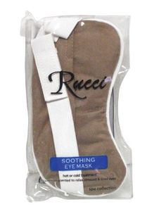 Rucci Soothing Eye Mask