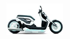 Honda Zoomer X California Style scooter concept