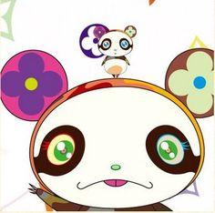 LV Panda by Takashi Murakami