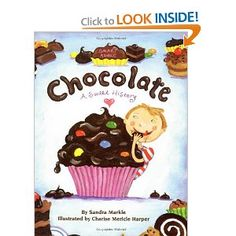 Very cute book all about Chocolate!