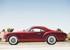 Chrysler D'Elegance, 1952. Karmann Ghia copied the Design..?