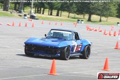 Read the preview of Dan Livezey's 1964 #ProTouring Corvette in the Power Source blog, by clicking through on the photo