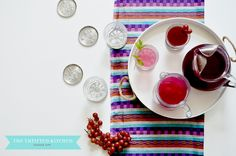 The Thrifted Kitchen {Summer Sips} - Refreshing summer drinks