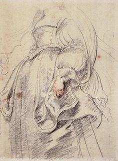 RUBENS Pieter Paul (Flemish 1577-1640) - Sketch