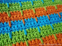Spike stitch