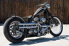 1959 Harley Panhead Bobber