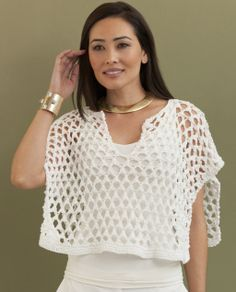 Vera Poncho Top in ENYA http://tahkistacycharles.com/t/pattern_single?products_id=2210