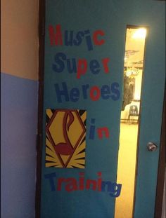 More Music Classroom Decorating Ideas from NAfME Members!
