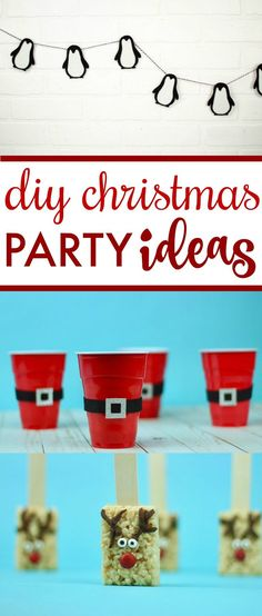 I wanted to show you all some great Christmas craft ideas perfect for your party. I love hosting holiday parties and I like finding ways to save money like DIYing some décor. You're going to love these ideas.  #christmas #diycristmas #holidays #diyholidayideas #diychristmasideas #diychristmasdecor #diychristmasgiftideas #christmascrafts #christmaskidcrafts #diygiftideas #christmasdiy #christmascrafts #diychristmasideas