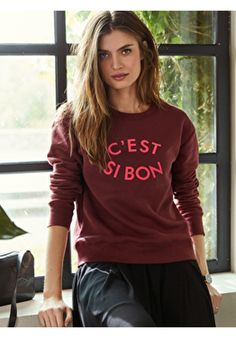 Our C'est Si Bon top
