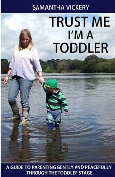 Just finished Samantha Vickery's Trust Me I'm a Toddler. It was informative yet simple and intuitive. Right in line with The Kind Mama- definitely worth a read if your a parent with a toddler!
