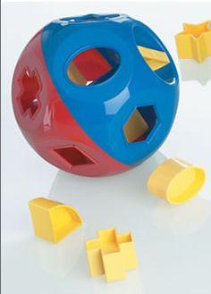 Shapes Ball