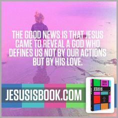 Jesus Is ______: Scandalous Grace | #JesusIs_