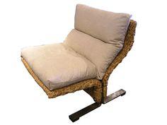 Machine Age | Lounge Chair attributed to Saporiti