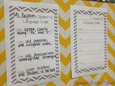 """I can"" statements for goals"