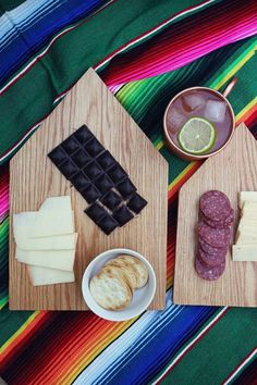 Make your own simple wooden cutting board