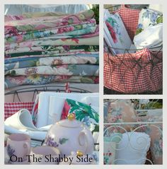 "TVM September 5th-7th 2014 Vendors, welcoming ""On The Shabby Side""!"