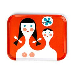 Mother & Child Tray by Vitra - via Fab