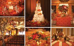 fall wedding genius!