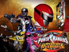 Phim Power Ranger Operation Overdrive