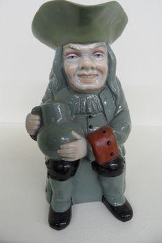 Vintage - Porcelain - Toby Jug - Large