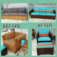How to Refinish Cargo Furniture