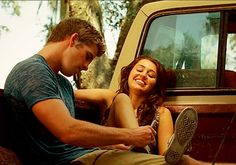 film, dream relationship, life, the last song, songs