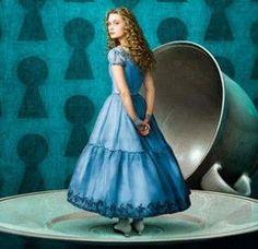 Alice au pays des merveilles par Tim Burton