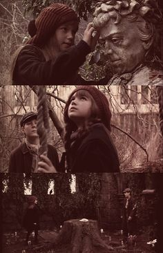 the secret garden...I LOVED this movie when I was a kid. :)