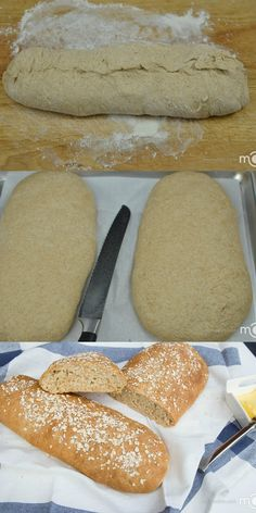 Healthy oatmeal wheat bread, its light and airy. Delicious bread!