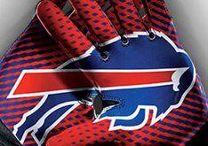 Buffalo Bills NIKE gloves....