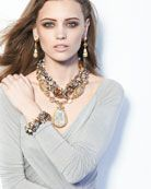 Multi-Stone Necklaces