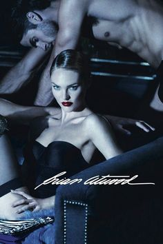 Candice Swanepoel For Brian Atwood