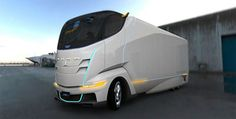 Future Mitsubishi Truck in the year 2032