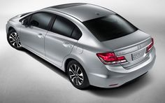 2013 Honda Civic Sedan Previewed Ahead of L.A. Auto Show Debut - WOT on Motor Trend