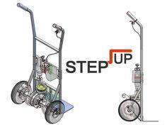 Disegno dimensioni StepUp