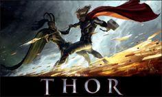 Thor and Loki...my favorite