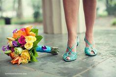 Ramo arcoiris :: Rainbow bouquet