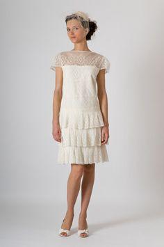 Robes de Mariée Toulouse Louis Dentelle Collection 2013 More
