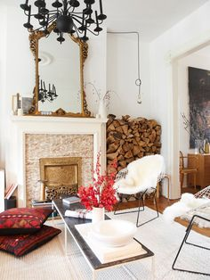 gorgeous mantle