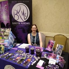 Hanging out at Penned Con 2018!