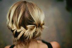 braid crown
