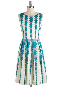 """Modcloth Friday Night Party Lights Dress, NWT. VERY limited swap or sell for $85.00. UK16. The measurements (taken flat) are: 20.5"""" bust, 16.75"""" waist. The length according to Modcloth is 40""""."""